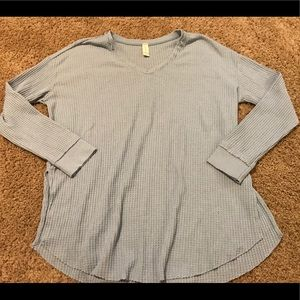 Altair's State Waffle Long Sleeve
